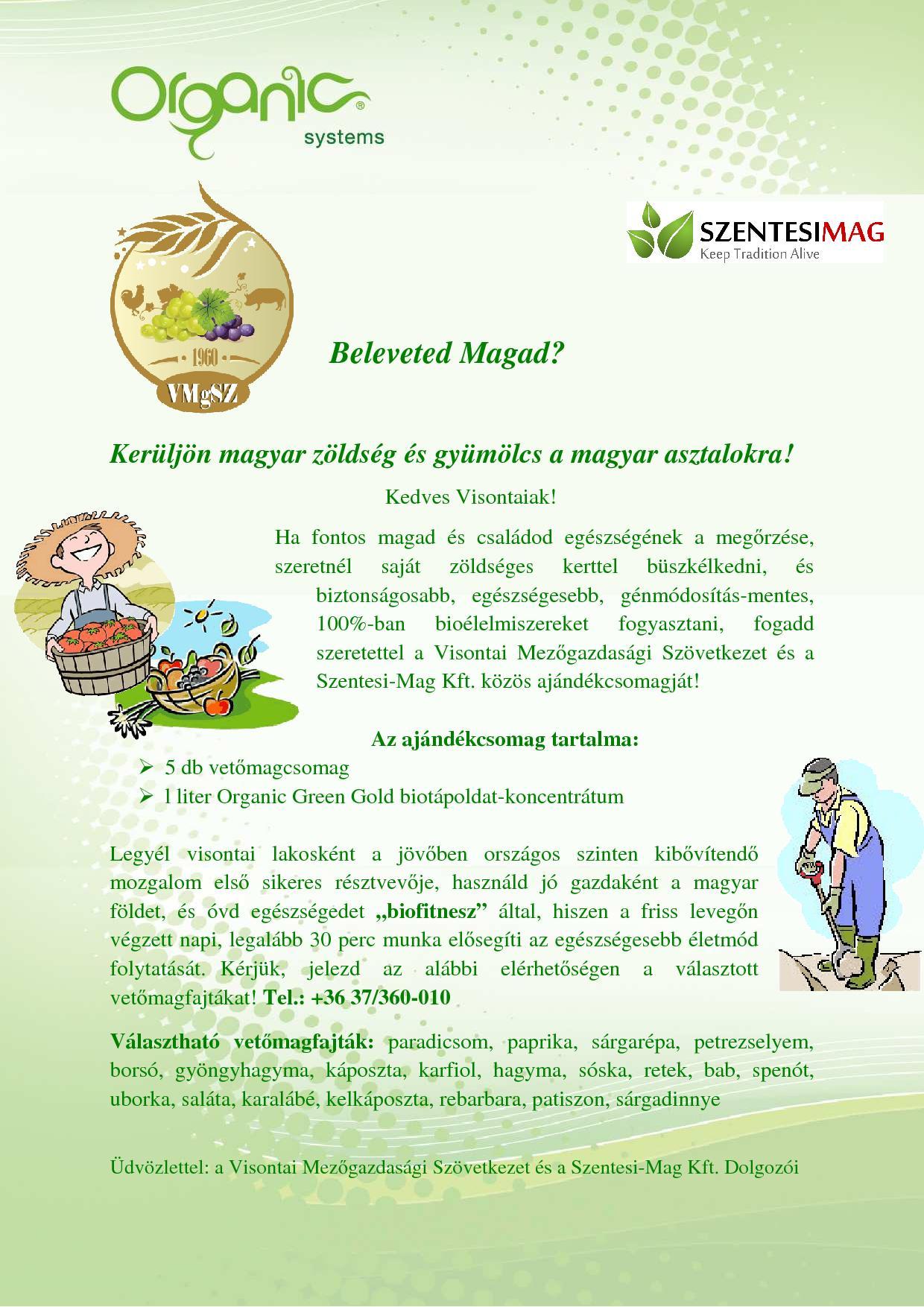 A kezdeményezés plakátja
